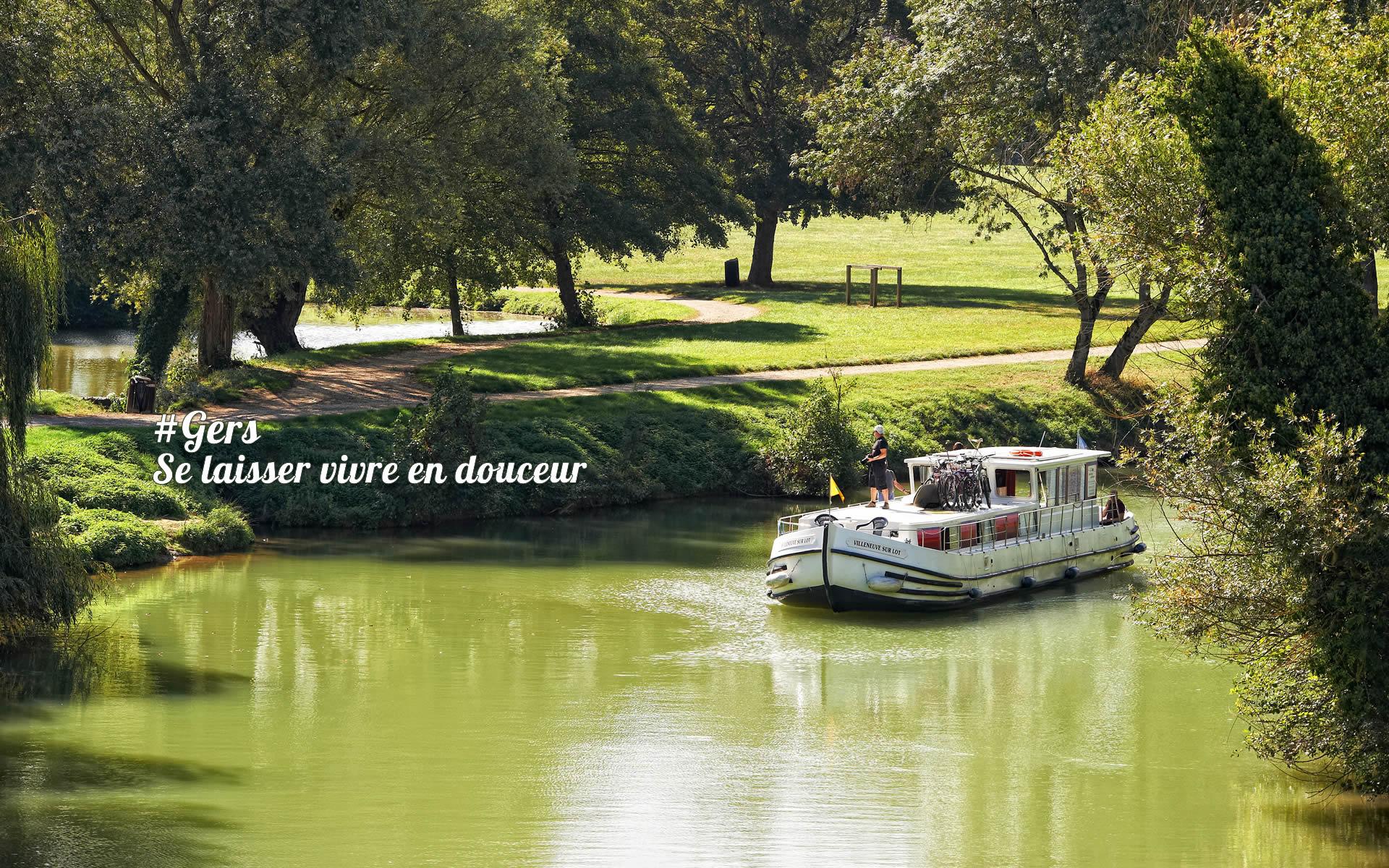 gers tourisme loisirs